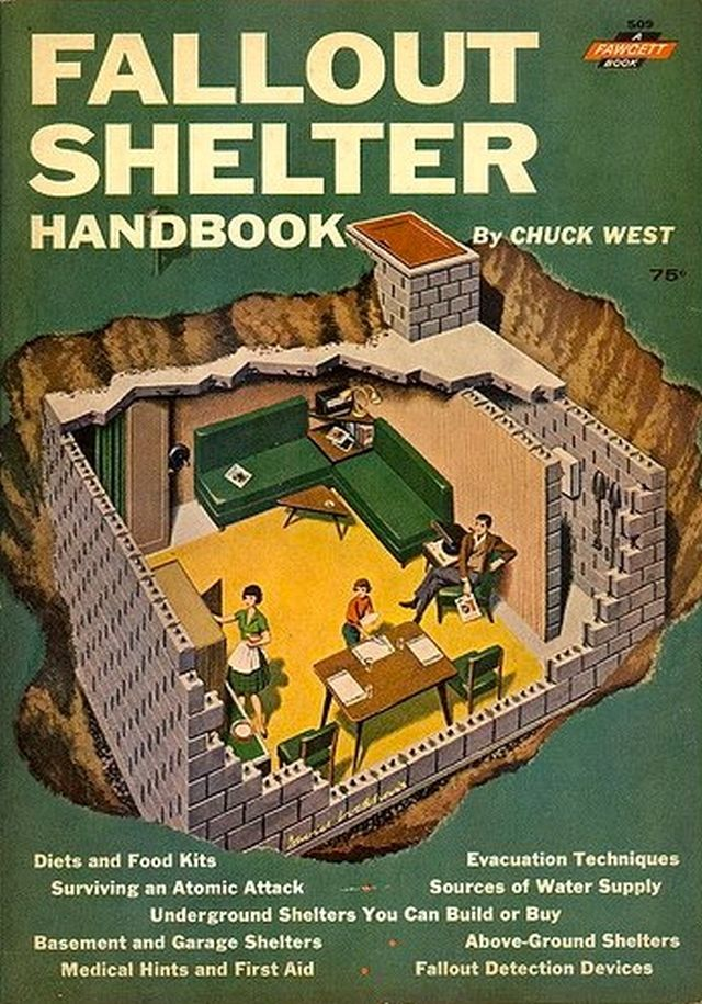 Fallout Shelter by Chuck West image