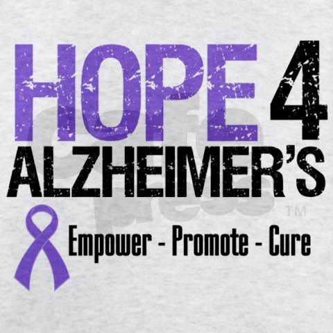 Empower - Promote -Cure - Alzheimer's There is HOPE img