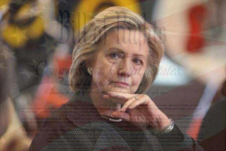 Future President Hillary Clinton