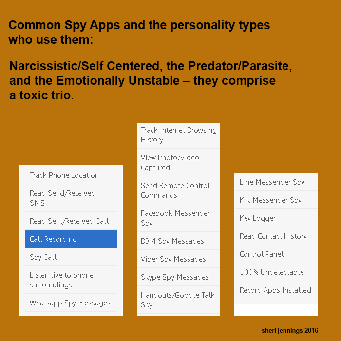 Common Spy Apps image