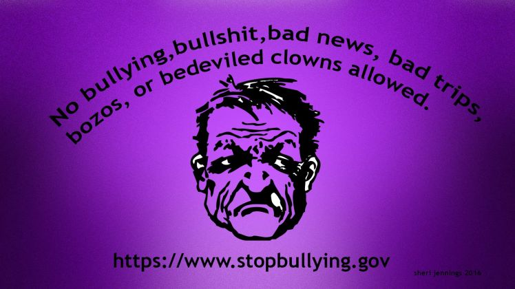 No Bullies Allowed image
