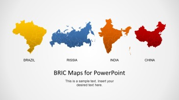BRIC image of countries