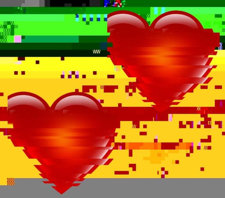 Heart Glitch image