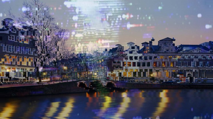 Glitch Amsterdam image