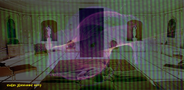 2001: Space Good Night image