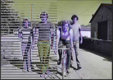 """Breaking Away"" 1970s Teenage Boy"
