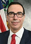 Steve Mnuchin Secretary of the Treasury