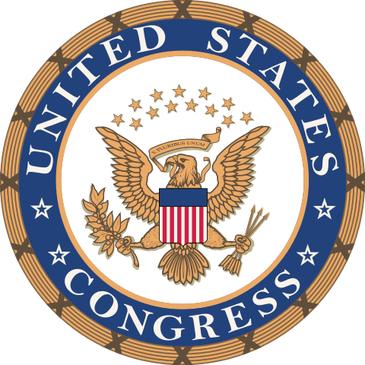 Seal of the United States Congress png image