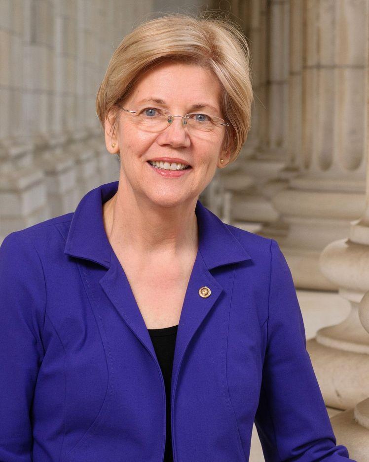 Elizabeth Warren image